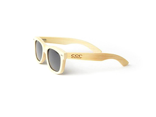 COR Surf Bamboo Wooden Sunglasses