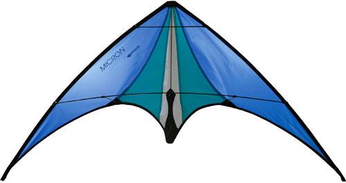 Prism Micron Blue Stunt Kite