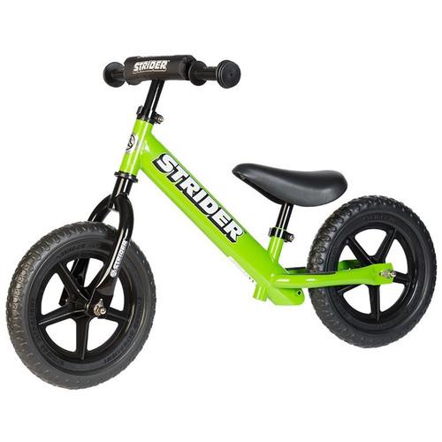 Strider 12 Sport Balance Bike Green