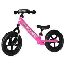 Strider 12 Sport Balance Bike l Harley-Davidson® l Pink