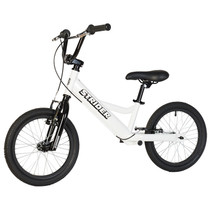 16 Sport Balance Bike White