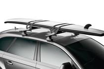 Thule SUP Shuttle Stand Car