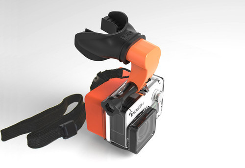 MyGo Mouth Mount orange