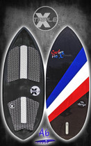 Triple X 52in Carbon Pro X Wakesurf Board
