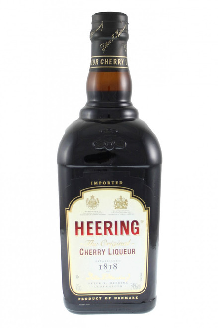Heering cherry liqueur is one of the original ingredients of the ...