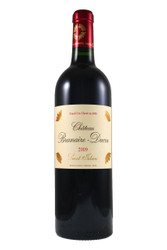 'Only time will tell whether the 2009, another great effort from Branaire, will eclipse the 2005 and 2003.An inky blue purple colour is followed by raspberry, boysenberry, crushed rock, graphite, and floral notes, and an opaque, broad, dense, substantial, impressively structured wine without any hardness. It requires 4-5 years of cellaring, and should last four decades or more'. - RP.