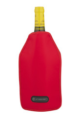 Wine Cooler Sleeve Cerise