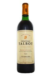 Chateau Talbot 1986 Case 12x75cl