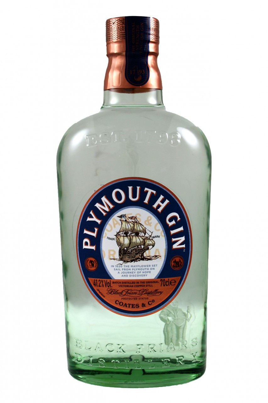 Plymouth English Gin Plymouth From Fraziers Wine Merchants