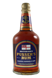 Pusser's Rum's distinct character is still created from six of the world's finest Caribbean rums.