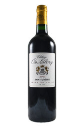 Blackcurrant nose, soft and creamy sweet fruit on the palate with a slightly firm finish