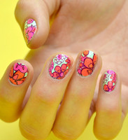 NCLA Nail Wraps - But I Drove Last Year