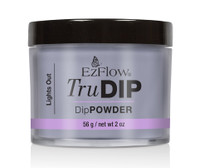 EZFlow TruDIP Acrylic Powder - Lights Out (S)