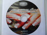Akzentz Sculpting with UV Gel DVD # 2