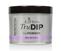 EZFlow TruDIP Acrylic Powder - Grey Suit Too Cute (S)