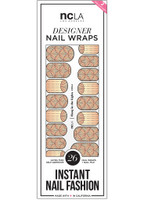 NCLA Nail Wraps - Hang In the Lights