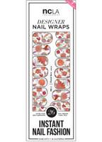 NCLA Nail Wraps - Floral Inez