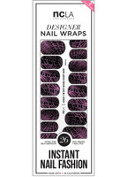 NCLA Nail Wraps-Sorry I'm Not Home Right Now