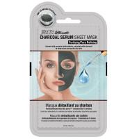 Charcoal Serum Mask - Satin Smooth
