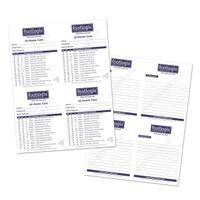 Client Prescription Pads