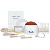 Gigi Mini Pro Waxing Kit w/warmer
