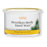 GiGi Braziian Hard Wax 14oz