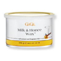 Organic Milk & Honey Cream Wax 14oz