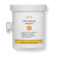 GiGi All Purpose Honee Microwave Wax 8oz