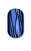Blue Lightning Zebra
