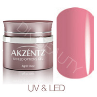 Blissful Pink Options UV/LED Gel