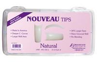 Nouveau Tips Natural 150 pack