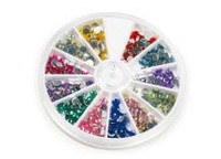 Jewelry Wheel 4.0mm Assorted
