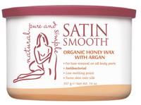 Satin Smooth Organic Honey w/Argan Wax