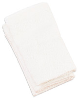 White Salon Towel