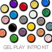 Akzentz Gel Play Intro Kit