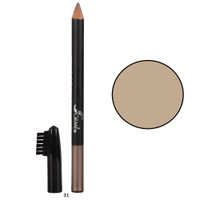 Sorme Eye Brow Pencil w/Brush - Soft Blonde (#31)