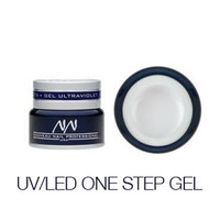 Nouveau Nail - One Step Gel Soft White 1/2oz