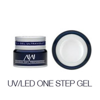 Nouveau Nail - One Step Gel Whiter White 1/2oz