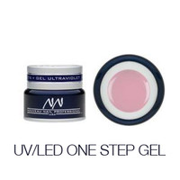 Nail Nouveau - One Step Gel Soft Pink 1/2oz
