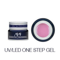"Nouveau Nail - ""All-in-One"" Gel True Pink"