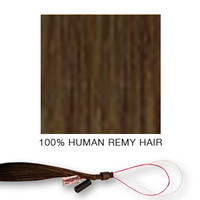 Micro Sphere Loop Extensions 10 pc - Brown
