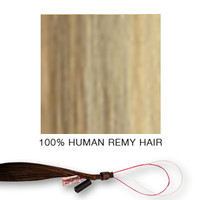 Micro Sphere Loop Extensions 10 pc - Two Tone Blonde