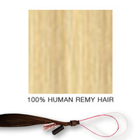 Micro Sphere Loop Extensions 10 pc - Super High Ash Golden Blonde