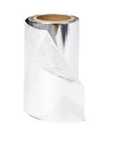 """Hair Foil Roll 5"""" x 250' Silver"""