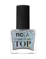 NCLA (Vegan) Lacquer - Shimmer Me Pretty (Top Coat)