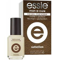 man-e-cure mens top coat clear nail polish