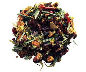 Ginger Lime Fruit Tisane