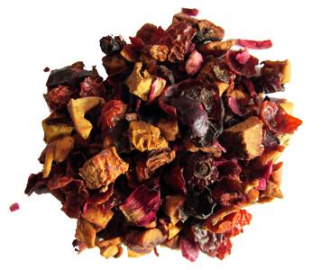 Cranberry Cream Fruit Tisane
