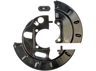 Split Backing Plate - 2 pcs. Application :	GM Trucks & Vans 2007-00 Brand :	Dorman - OE Solutions