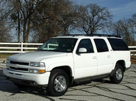 Chevrolet 1500 Suburban Alternator 04-03